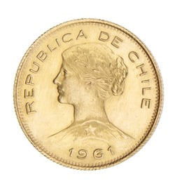 100 Pesos Chilien