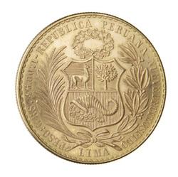 100 Soles Peruvien