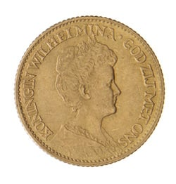 10 Florins (Gulden)