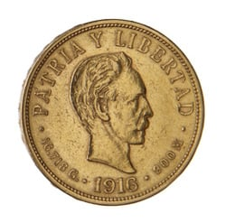 10 Pesos Cubain
