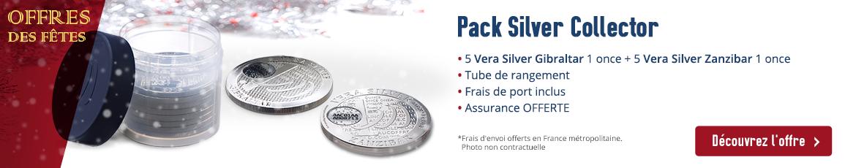 Pack Vera Silver