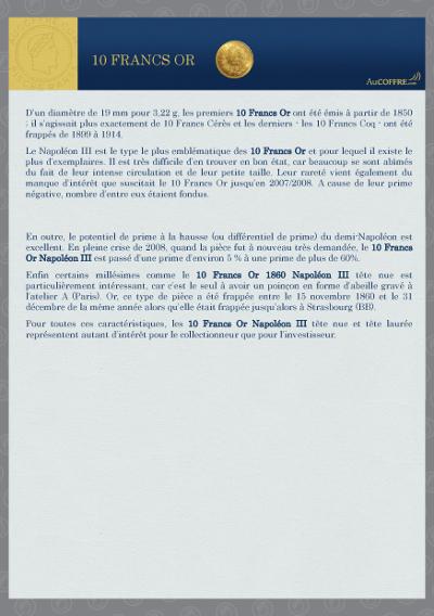 Catalogue des pièces rares - page 6