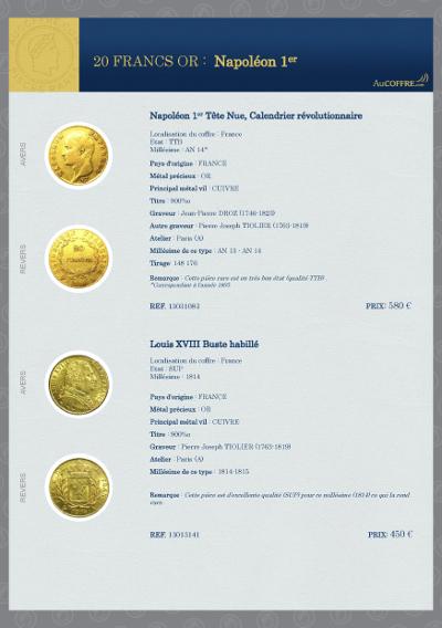Catalogue des pièces rares - page 10