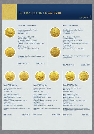 Catalogue des pièces rares - page 11