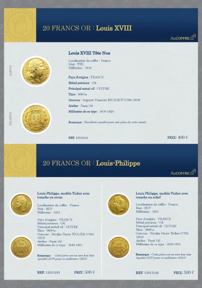 Catalogue des pièces rares - page 12