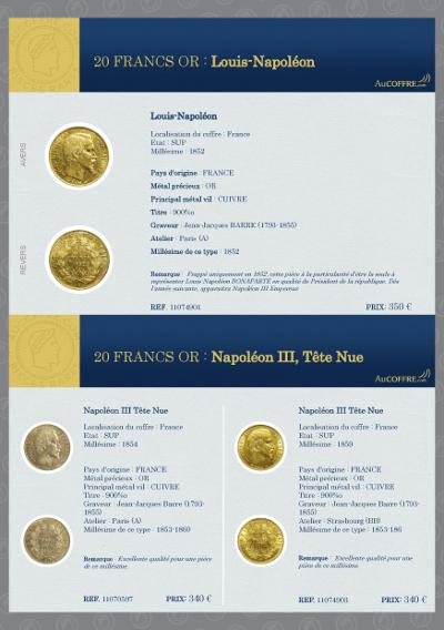 Catalogue des pièces rares - page 15