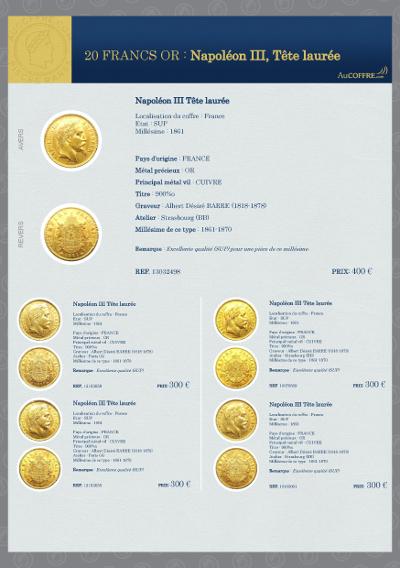 Catalogue des pièces rares - page 16