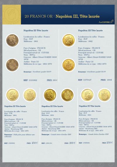 Catalogue des pièces rares - page 17