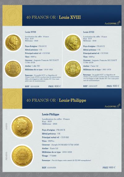Catalogue des pièces rares - page 23
