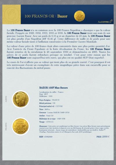 Catalogue des pièces rares - page 29