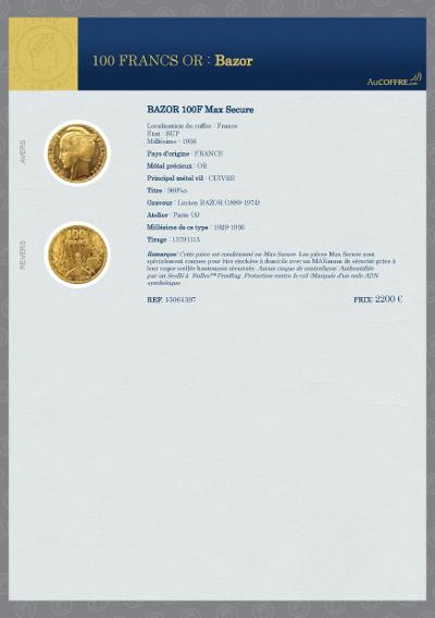 Catalogue des pièces rares - page 30