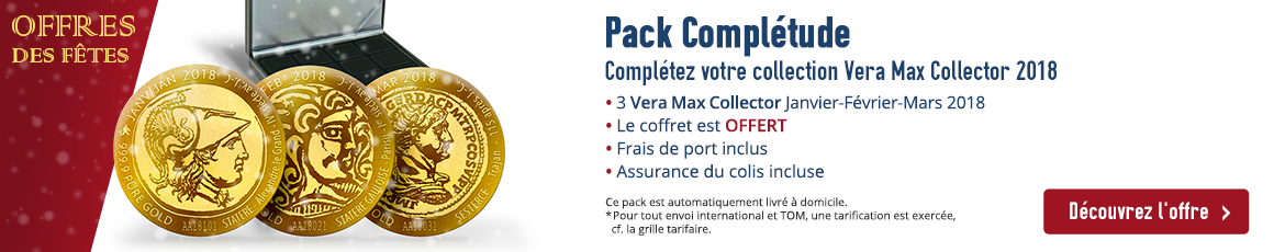 Pack complétude Vera Max Collector