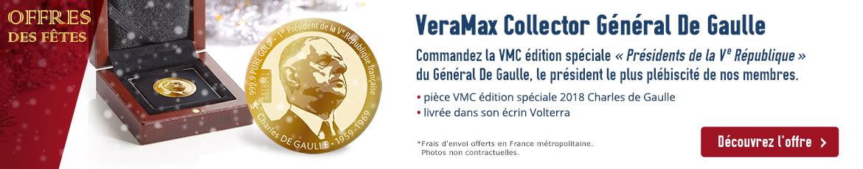 Vera Max Collector De Gaulle Noel