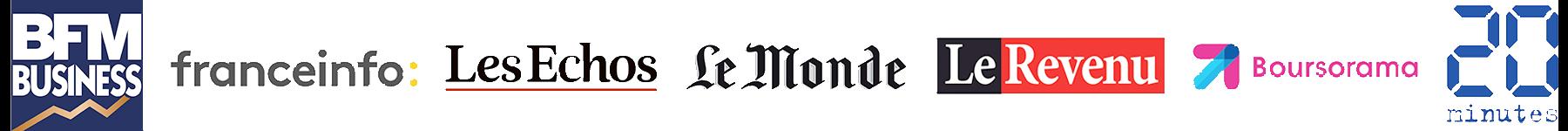 logos paritions media