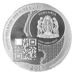 Vera Silver Zanzibar