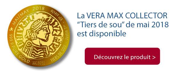 Vera Max Collector Tiers de sou mai 2018