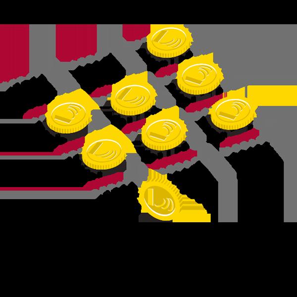 Acheter des pièces d'or et des pièces d'argent en coffre hyper sécurisé sans payer le moindre frais de garde avec Le Service Premium