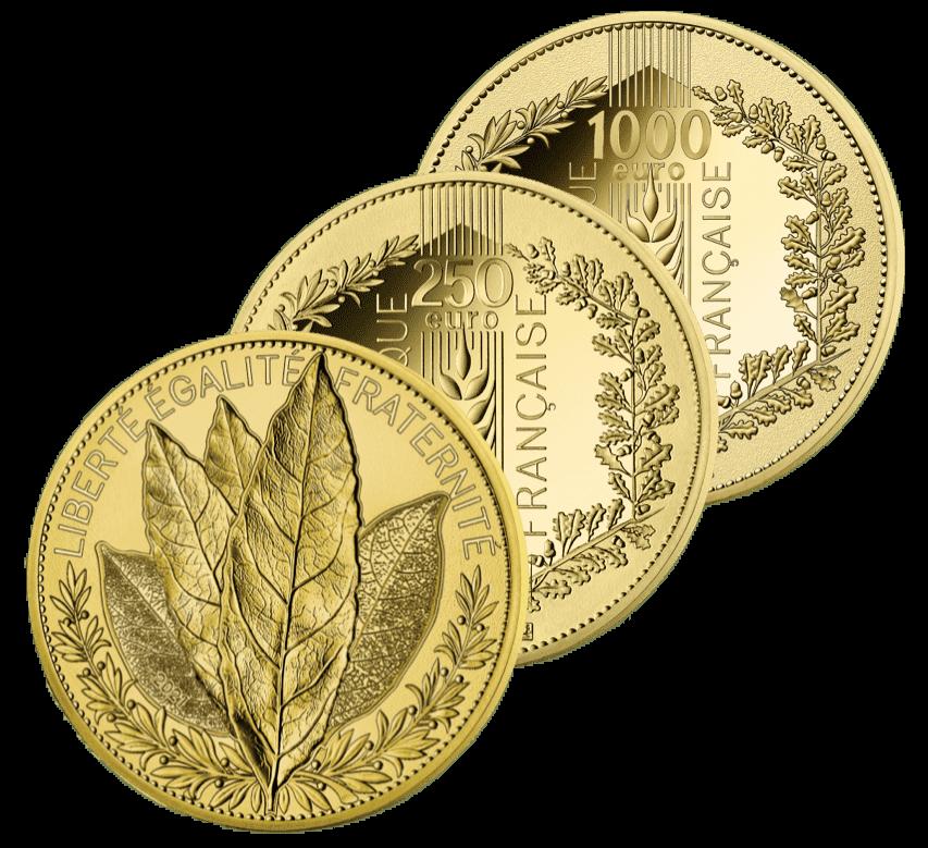 Laurier Monnaie de Paris