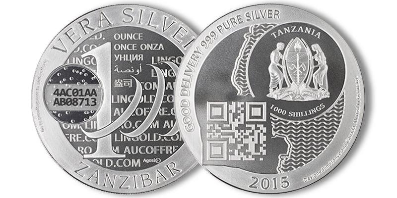 vera silver gibraltar avers revers
