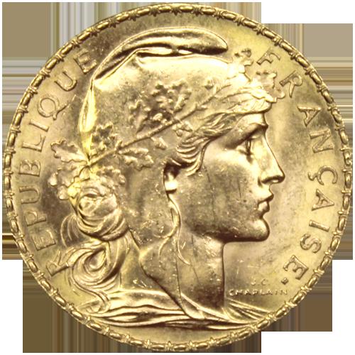 Pack Napoléon 20 Francs