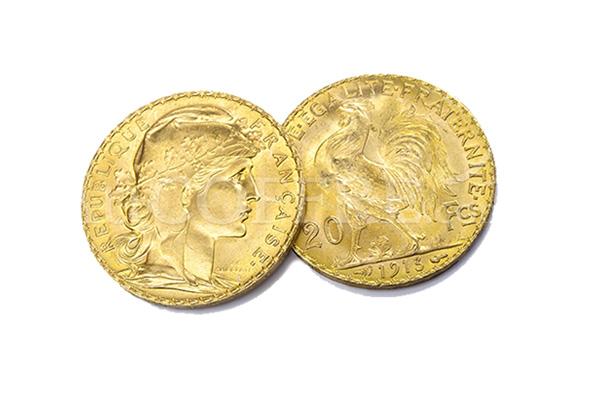 Napoléon or 20 francs