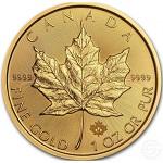Maple Leaf 1 once - 50 Dollars
