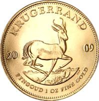 Krugerrand 1 once