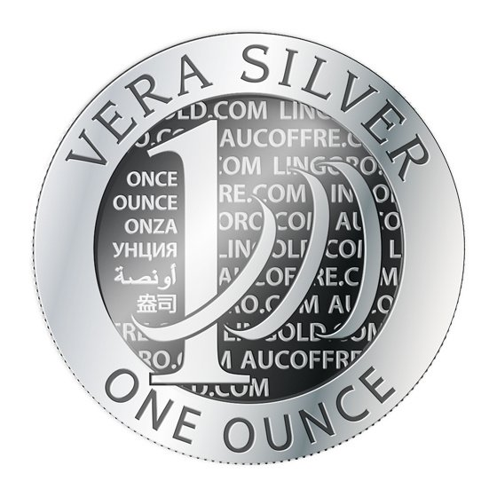 Vera Silver 1 once classique 2018 avers