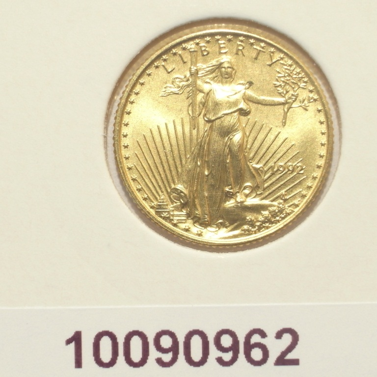 Eagle 1/10 once 5 Dollars US