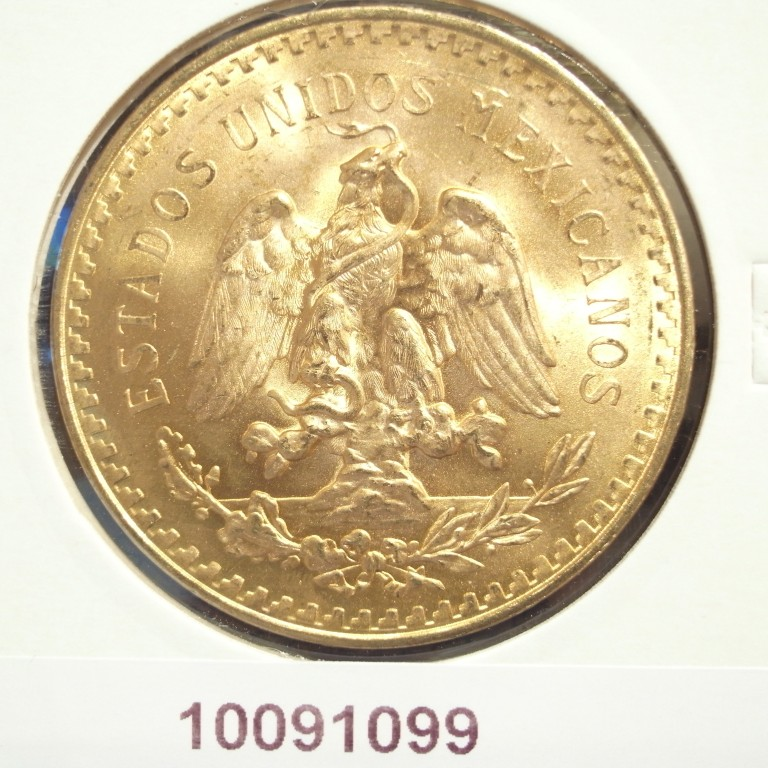 Réf. 10091099 50 Pesos Mexicain  - AVERS