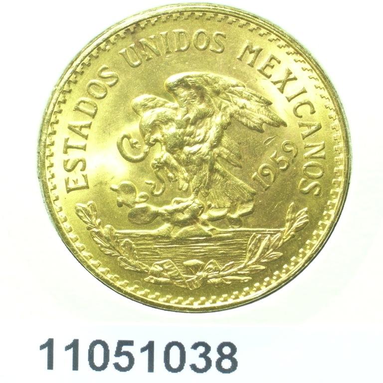 Réf. 11051038 20 Pesos Mexicain  - AVERS