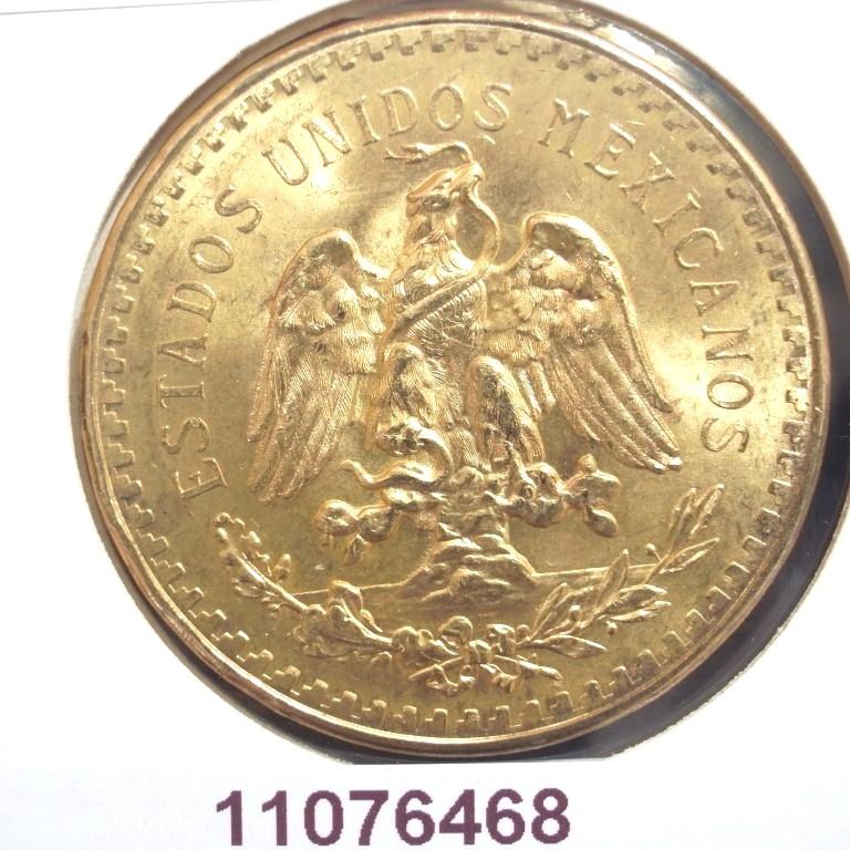 Réf. 11076468 50 Pesos Mexicain  - AVERS