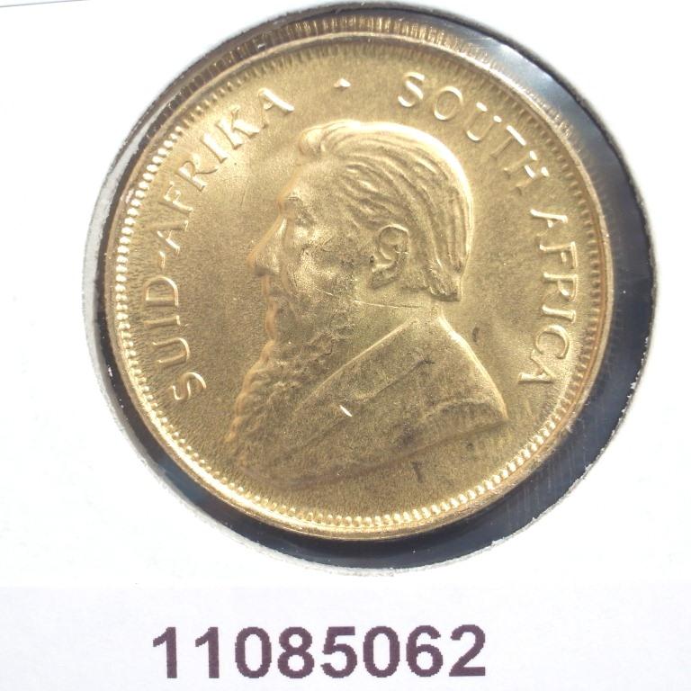 Réf. 11085062 Krugerrand 1/2 once  - AVERS