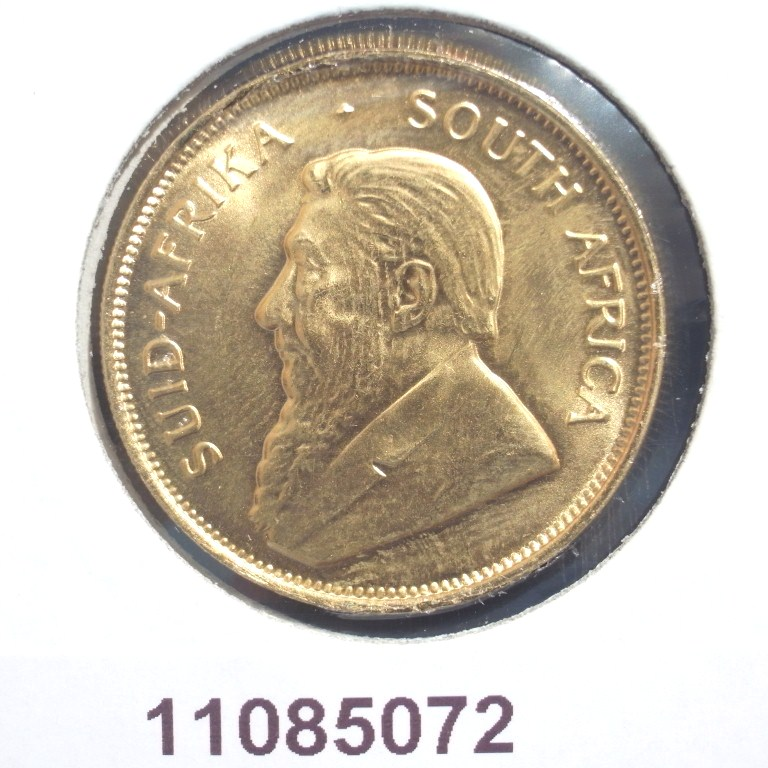Réf. 11085072 Krugerrand 1/2 once  - AVERS