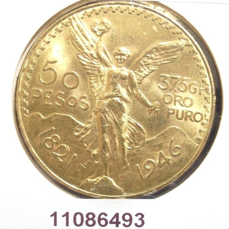 Réf. 11086493 50 Pesos Mexicain  - AVERS
