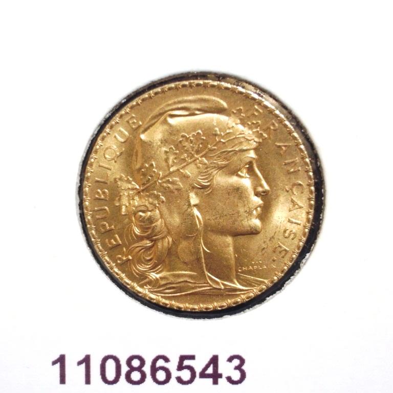Réf. 11086543 Napoléon 20 Francs Marianne Coq - Liberté Egalité Fraternité (LSP) - AVERS