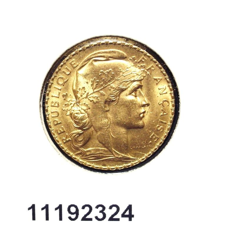 Réf. 11192324 Napoléon 20F  Marianne Coq - Liberté Egalité Fraternité - AVERS