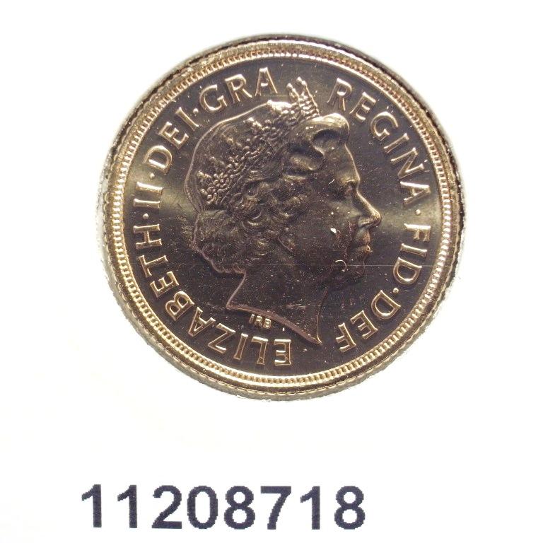 Réf. 11208718 Souverain Elisabeth II  Tête avec tiare 2012 - AVERS