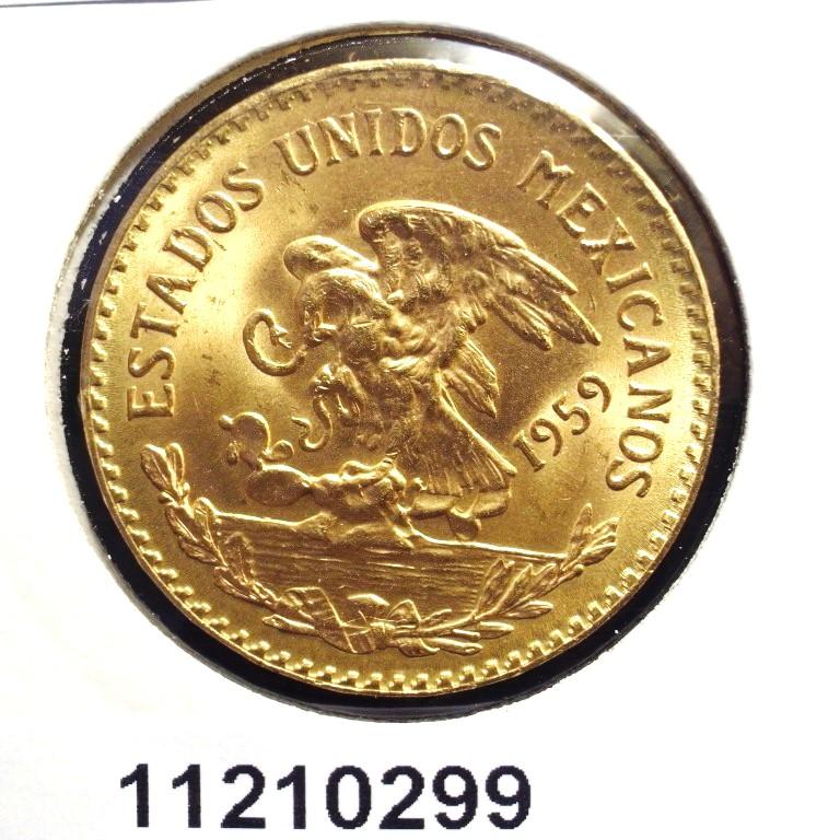 Réf. 11210299 20 Pesos Mexicain  - AVERS