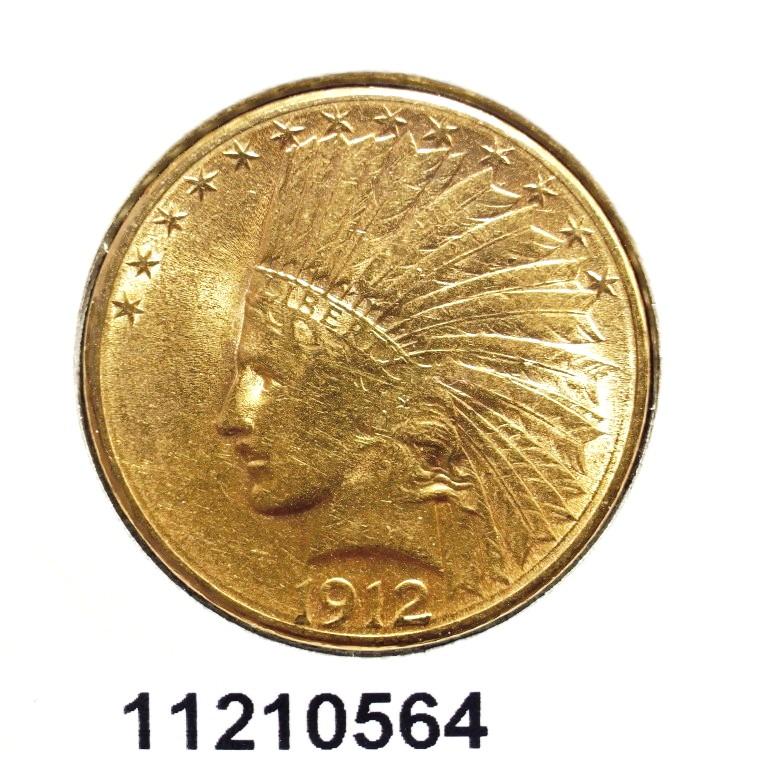 Réf. 11210564 10 Dollars US  Indien - Ten Dollars - AVERS