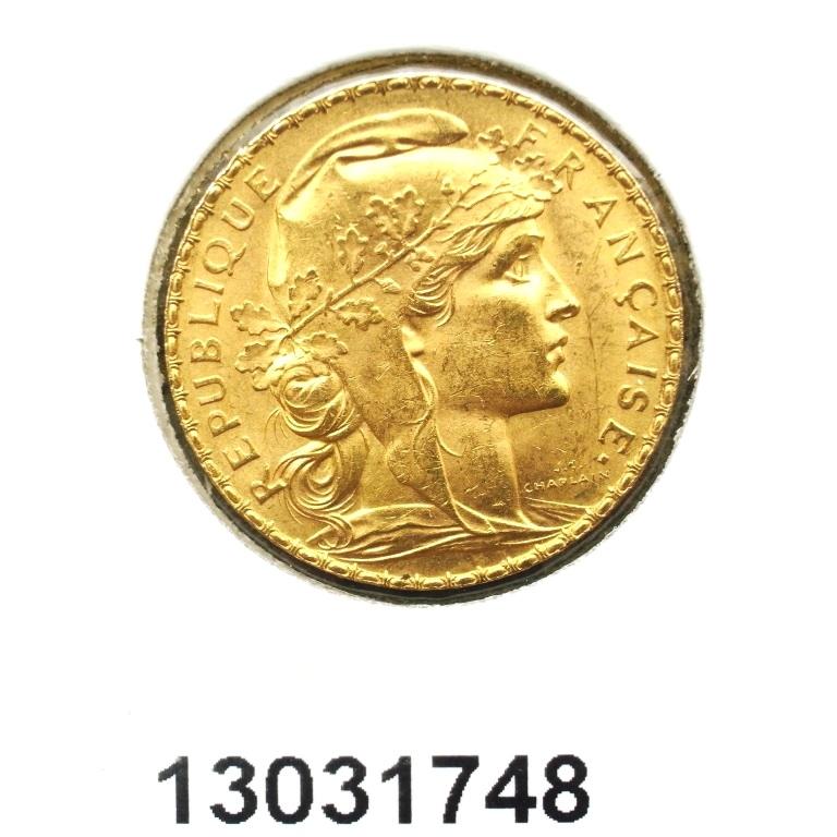 Réf. 13031748 Napoléon 20 Francs Marianne Coq - Liberté Egalité Fraternité - AVERS