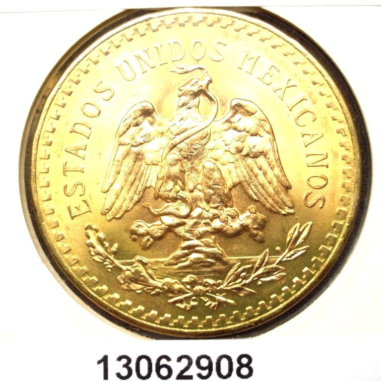Réf. 13062908 50 Pesos Mexicain  - AVERS