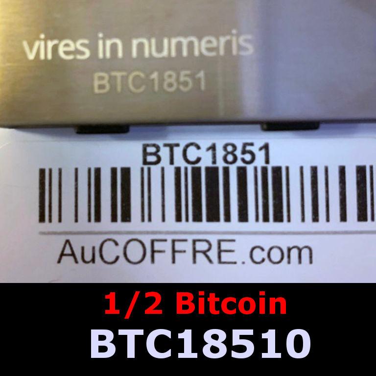 Réf. BTC18510 1/2 Vera B-T-C (LSP)  issu d un ledger - AVERS
