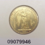 Réf. 09079946 Napoléon 20F  Génie IIIème République - REVERS