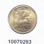 Réf. 10070293 Napoléon 20 Francs Marianne Coq - Liberté Egalité Fraternité - REVERS