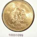 Réf. 10091099 50 Pesos Mexicain  - REVERS