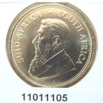Réf. 11011105 Krugerrand 1 once  - REVERS