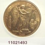 Napoléon 100F  Génie IIIème République LEF