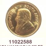 Réf. 11022588 Krugerrand 1/2 once  - REVERS