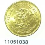 Réf. 11051038 20 Pesos Mexicain  - REVERS